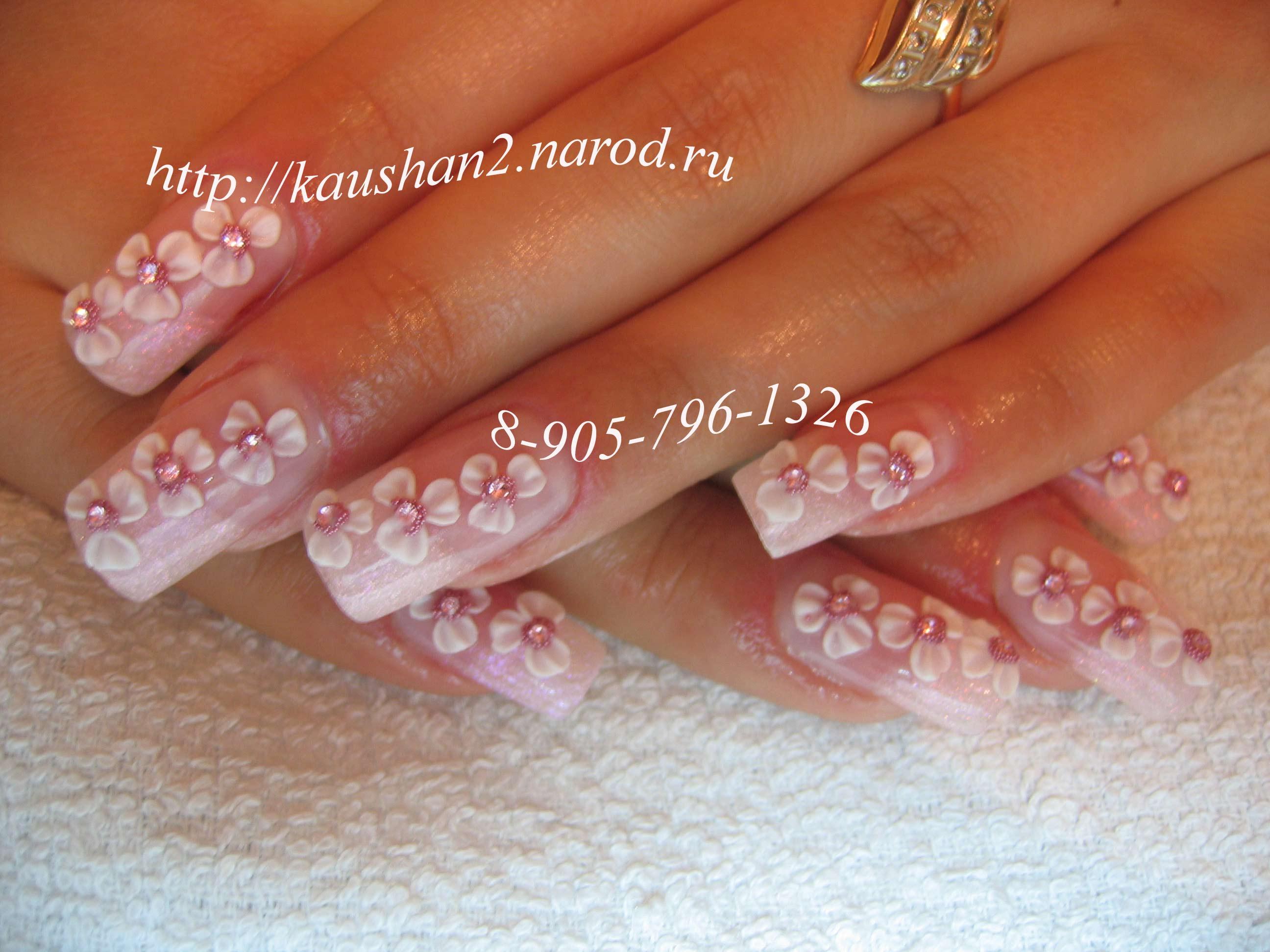 картинки дизайн наращивание ногтей: