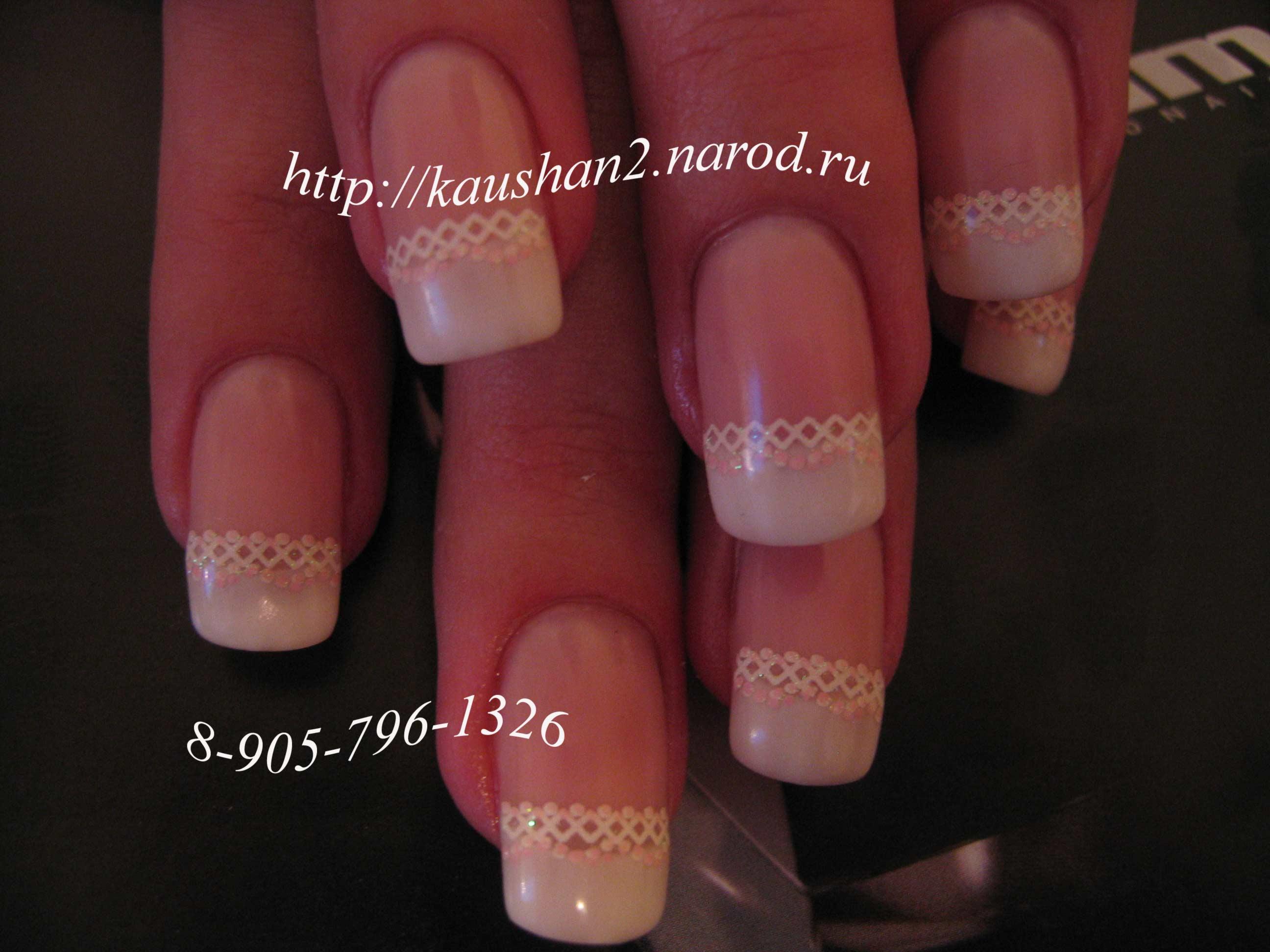 Ужасы нарощенных ногтей фото
